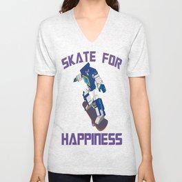 Skatewave Unisex V-Neck