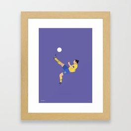 Ibrahimovic Framed Art Print