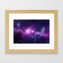 A Million Stars Framed Art Print