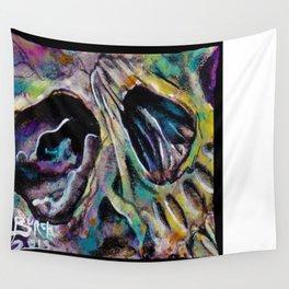 skullface Wall Tapestry