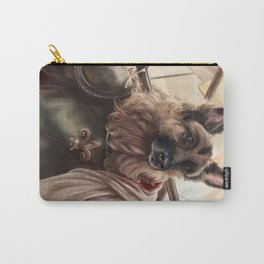 Joan of Bark Carry-All Pouch
