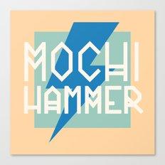 Mochi Hammer Canvas Print