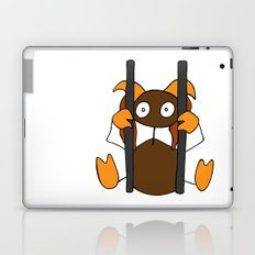 Poor chained thing Laptop & iPad Skin