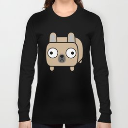French Bulldog Loaf - Fawn Frenchie Long Sleeve T-shirt
