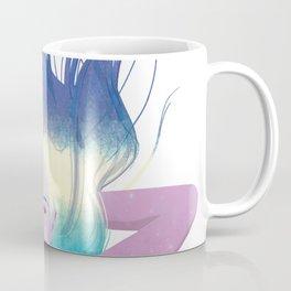 Galaxy Girl Dreams Coffee Mug