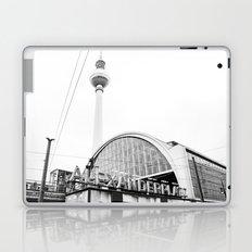 Berlin Alexandraplatz Laptop & iPad Skin