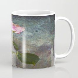 Single Wilted Rose Coffee Mug
