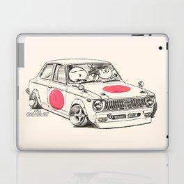 Crazy Car Art 0168 Laptop & iPad Skin