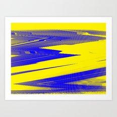 Digital Died/Sour Art Print