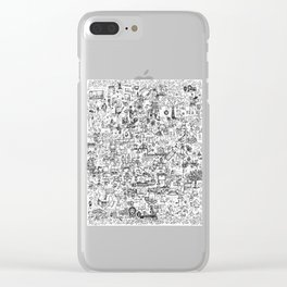 2016 Clear iPhone Case