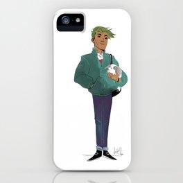 Sebastien iPhone Case