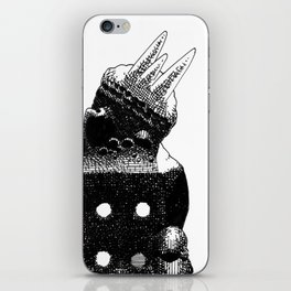 Lumps of the Twelvetide: Mary iPhone Skin