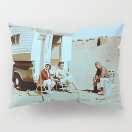 Dustbowl Camping Pillow Sham