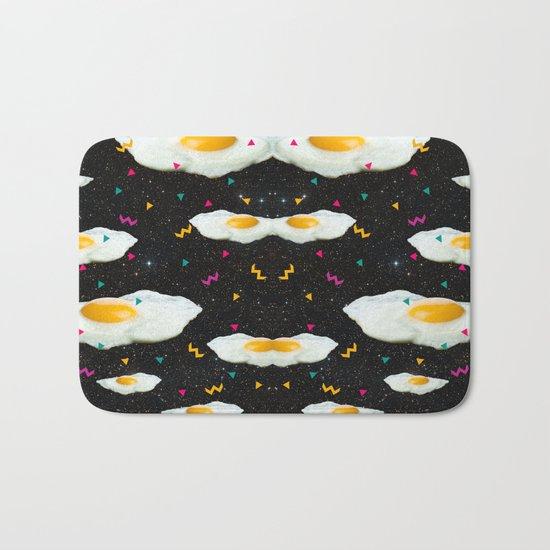 Funky Egg Galaxy Bath Mat