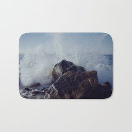 Make mine with a splash of water on the rocks Bath Mat