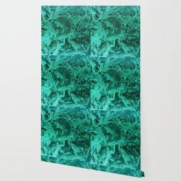 Malachite Dream #1 #gem #decor #art #society6 Wallpaper