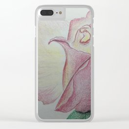 Untitled #2 by Jessa Crisp Clear iPhone Case