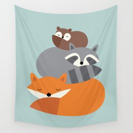 Dream Together Wall Tapestry