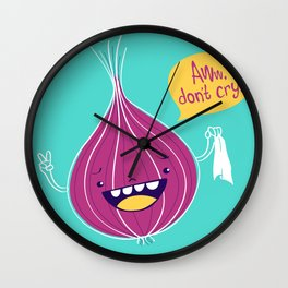 Awwnion Wall Clock