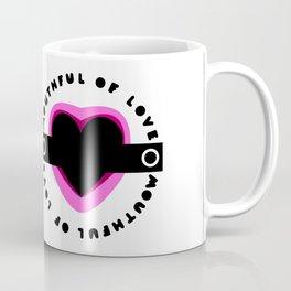 Mouthful of love Coffee Mug