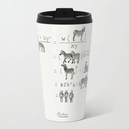Alzebra Travel Mug