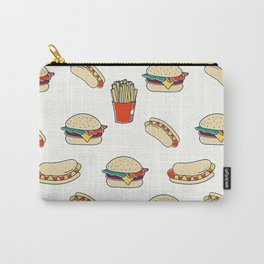Junk Food Carry-All Pouch