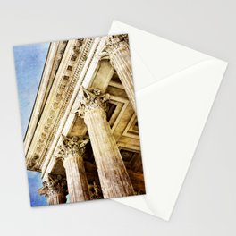 Ancient Roman Temple Stationery Cards