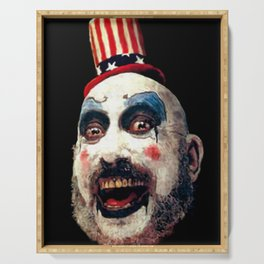 Captain Spaulding Serving Tray