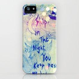 Washed Up Seashell. iPhone Case