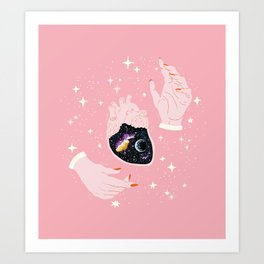 Deep In The Heart Art Print