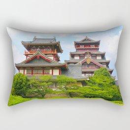 Castle Olden (Fushimi Momoyama) Rectangular Pillow