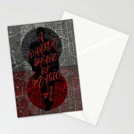 A Darker Shade of Magic Stationery Cards