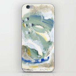 Smoky Satin iPhone Skin