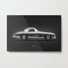 The 1961 300 SL Metal Print
