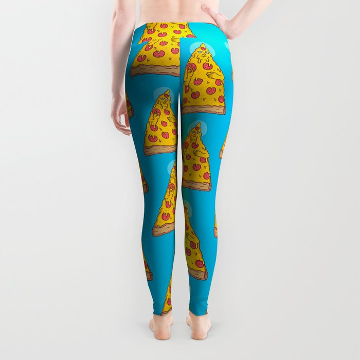 Pizza Be With You Leggings