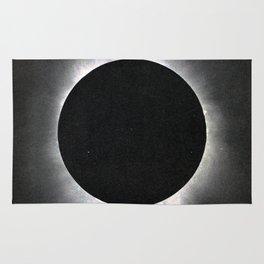 Black Eclipse Rug