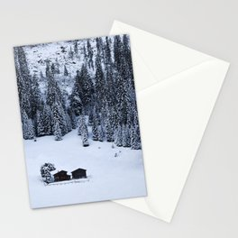 Schanfigg GR Langweis Stationery Cards