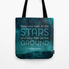 Eyes on the Stars Tote Bag