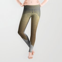 Nothing Gold Can Stay Leggings