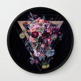 New Skull Wall Clock