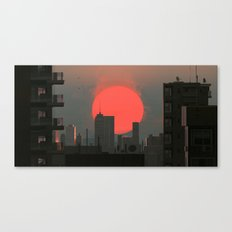 Red #1 Canvas Print