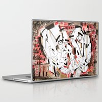 friendship Laptop & iPad Skins featuring Friendship by 5wingerone