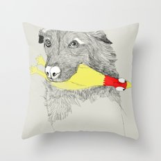 Lulaby Throw Pillow
