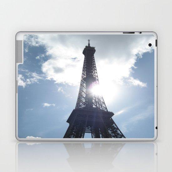 Eiffel Alight Laptop & iPad Skin