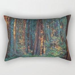 Redwood Sunrise Rectangular Pillow