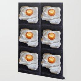 Food, eggs, breakfast, omelette Wallpaper