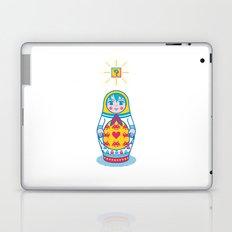 Cultural Exchange Laptop & iPad Skin