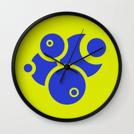 Rated Style Wall Clock
