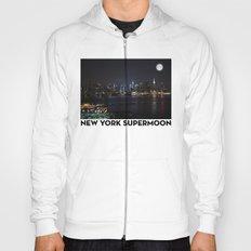 New York Supermoon Hoody