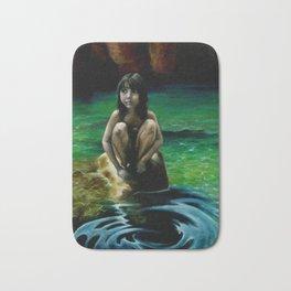 Rainbow Child Bath Mat